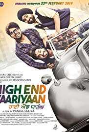 High End Yaariyaan 2019 Punjabi 300MB 480p HDTVRip