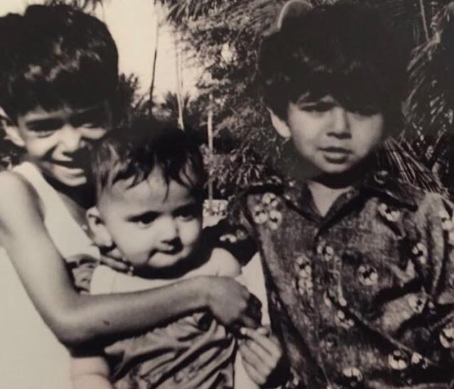 father,anushka shetty mother,anushka shetty brothers