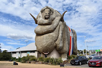 Australian BIG Things | Goulburn BIG Merino