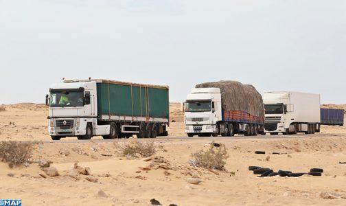 جيبوتي تعبر عن تأييدها التام للإجراءات التي اتخذها المغرب لضمان انسياب حركة السلع والبضائع والأفراد عبر منطقة الكركرات