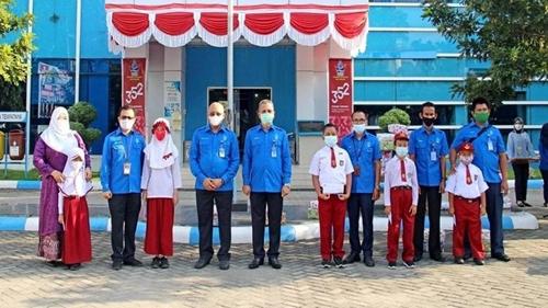 Perumda Air Minum Kota Padang Apresiasi Anak Berprestasi