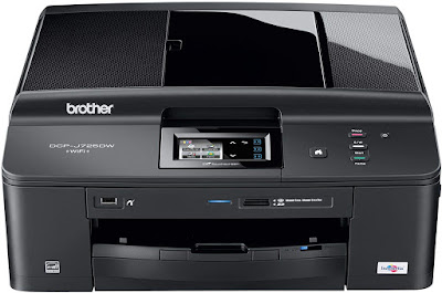 Brother DCP-J725DW Driver Downloads