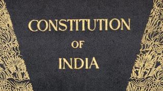 भारतीय संविधान CONSTITUTION OF INDIA