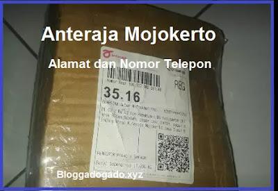 Anteraja Mojokerto : Alamat, Nomor telepon dan cek resi