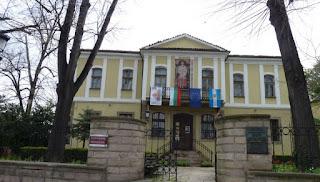 Casa Zlatyu Boyadjiev de Plovdiv.