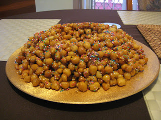 how to make struffoli