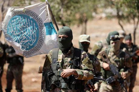 Τουρκία, ΗΠΑ, Ισλαμικό Κράτος, Αλ Κάιντα, Ταλιμπάν μαζί, Μια Ευτυχισμένη Οικογένεια