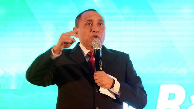 Pilkada Sumut 2018: PAN Resmi Usung Edy Rahmayadi-Ijeck