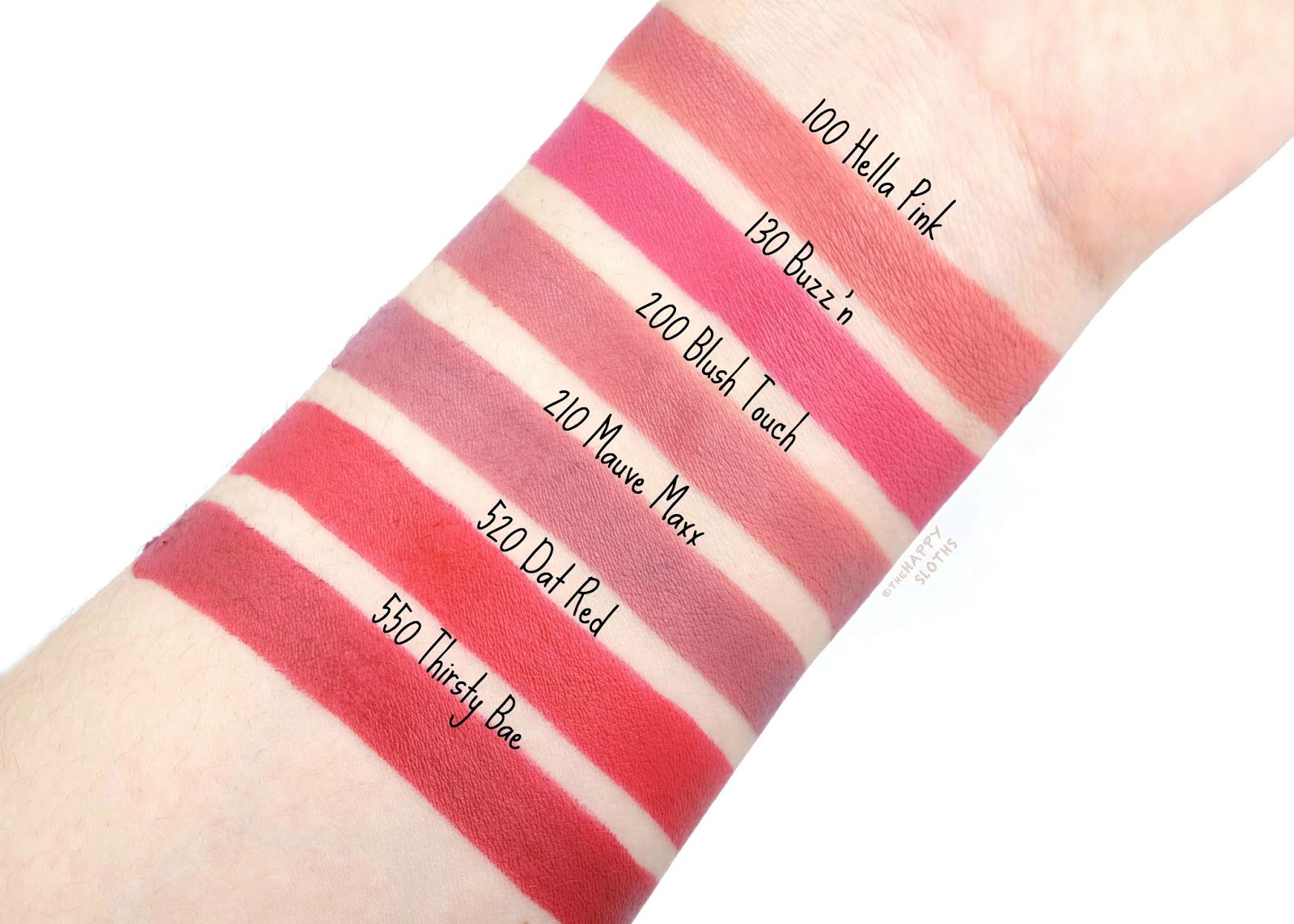 Rimmel London | Lasting Finish Extreme Lipstick: Review and Swatches