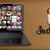 Begini Cara Posting Instagram Di Komputer PC Dengan Mudah