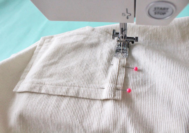 Five tips for sewing with corduroy - Tilly and the Buttons