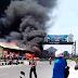 Breaking News...Kebakaran Hebat Landa Sejumlah Bangunan Warga Koto Lolo