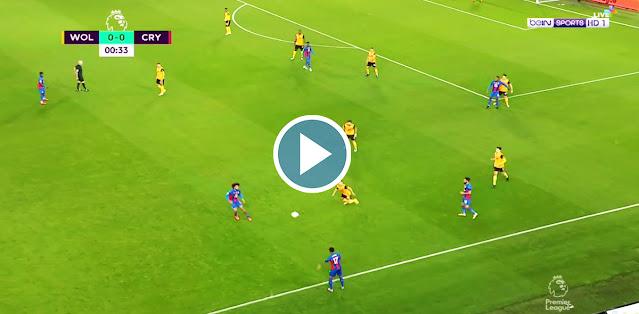 Wolverhampton vs Crystal Palace Live Score
