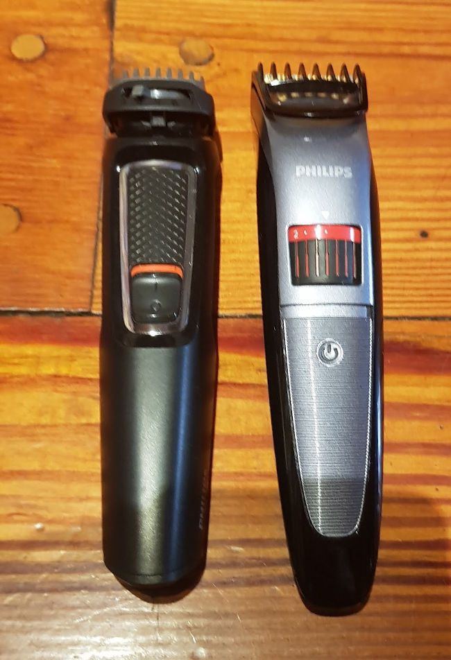 Beard trimmer comparison for short and medium sized beard