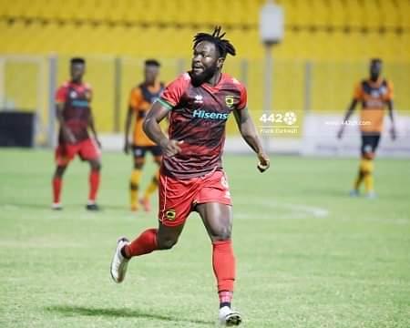 Asante Kotoko terminates Muniru Sulley's contract after only 3 months