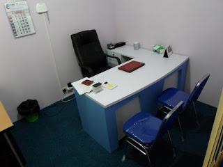 Kontraktor Pengadaan Meja Kantor + Furniture Semarang