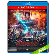 Avengers: Era de Ultrón (2015) BRRip 720p Audio Dual Latino-Ingles