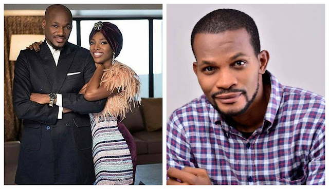You are Buhari- Uche Maduagwu slams 2face for travelling to US over his marriage crises