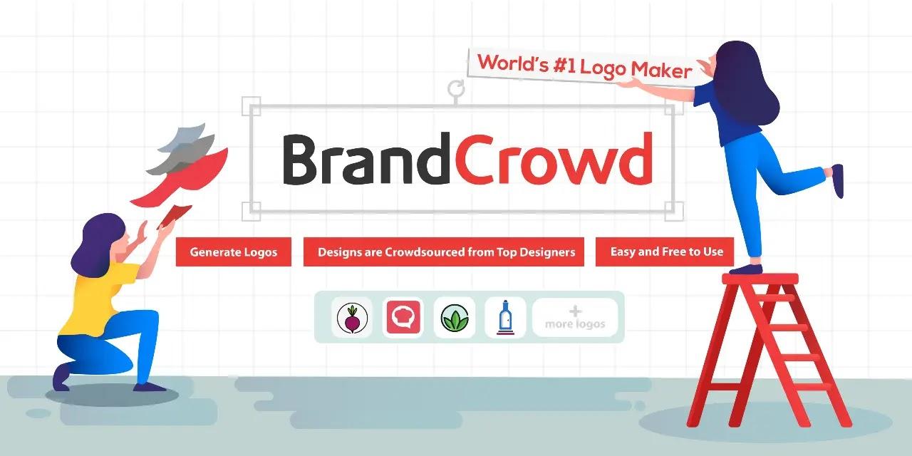 Aplikasi-Aplikasi Pembuat Logo - BrandCrowd