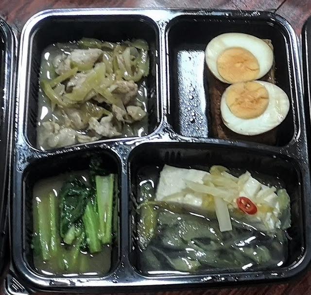 Teochew Bento Sets to Go - Set B