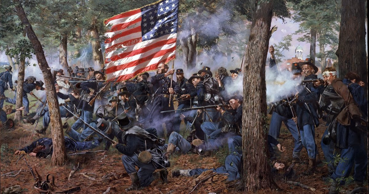 the status of the military after the american civil war It has been said that before the civil war the country was referred to as the united states are  but after the war the description became the united states is  yet questions of federal vs state power continued to crop up.
