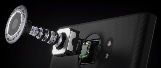 Camera được cấu tạo từ nhiều bộ phận khác nhau