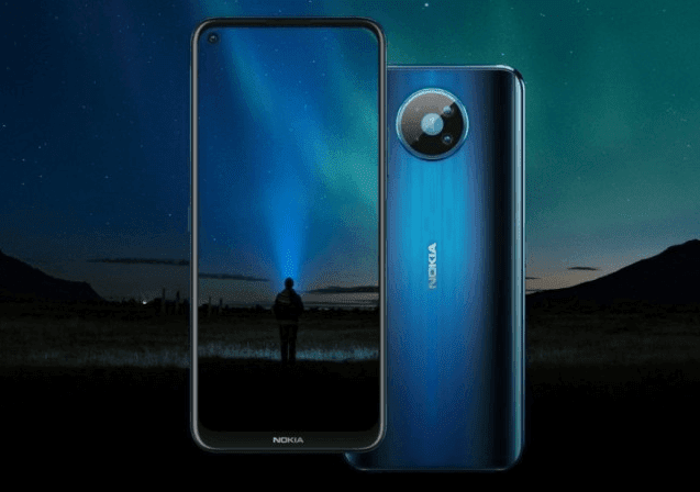 Nokia 8.3 5G with 120Hz display and 64MP ZEISS camera now official