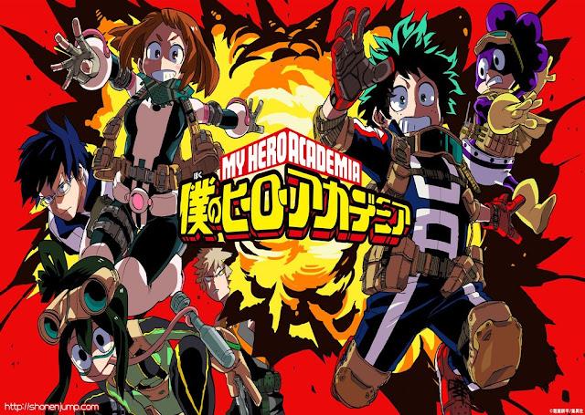 Nueva Temporada de Boku no Hero Academia
