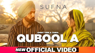 Qubool A Lyrics - sufna