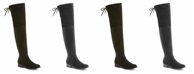 Merona Gisela Over the Knee Boots $25 (reg $50)