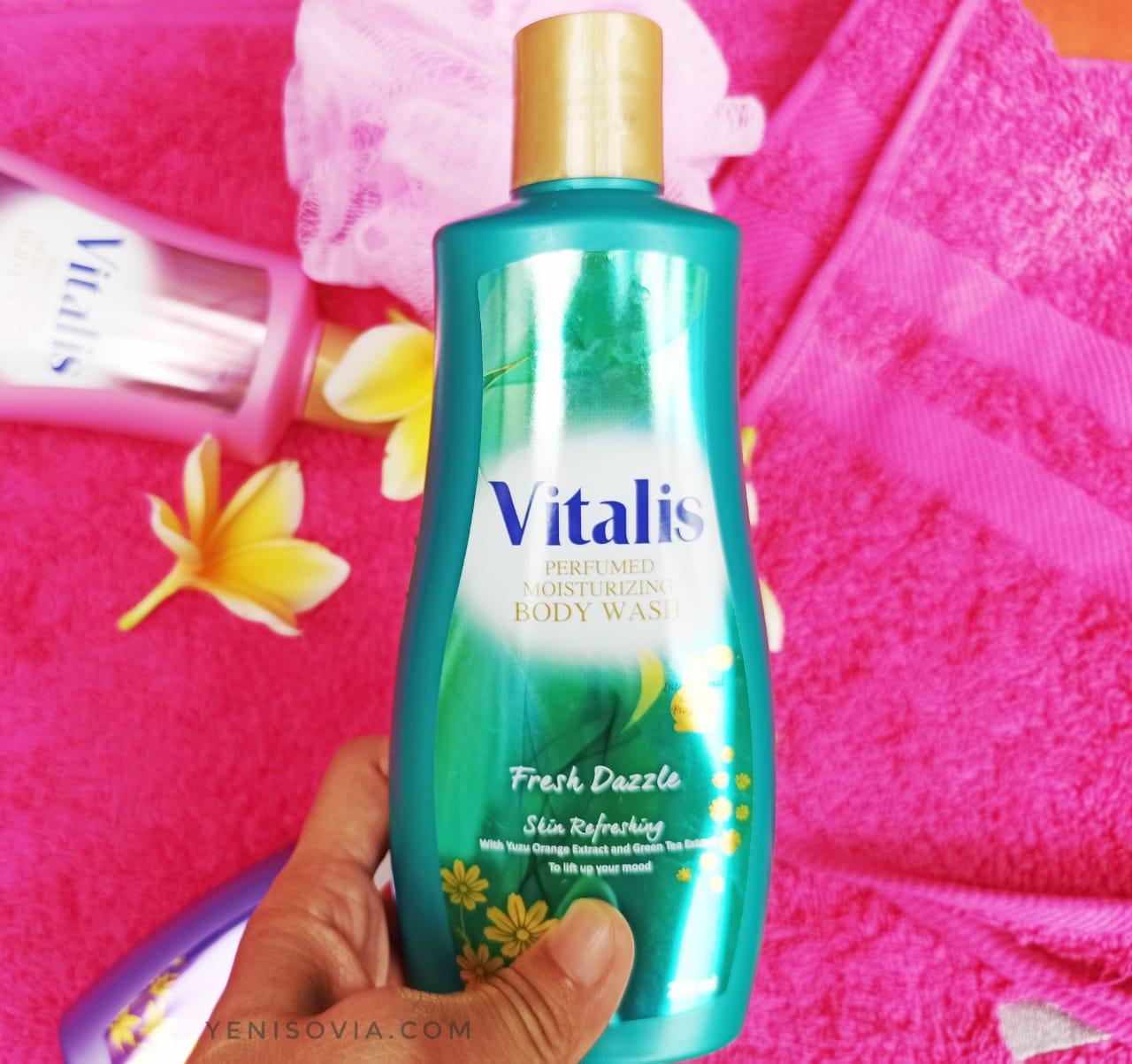 Vitalis Fresh dazzle