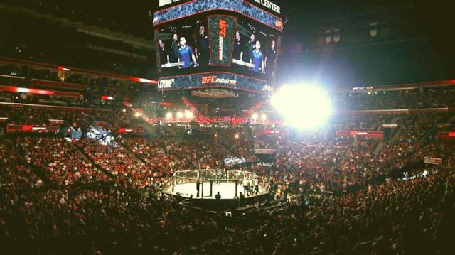 UFC London 2020