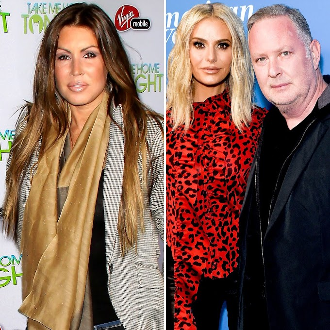 "Rachel Uchitel Says She Picked Up An Accent When She Dated Dorit Kemsley's Husband Paul ""PK"" Kemsley!"