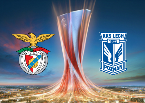 Benfica vs Lech Poznań -Highlights 03 December 2020