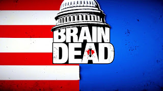 "BrainDead - 1.05 ""Back To Work"" - Review: ""I've got a sneaky feeling you'll find that love is actually all around us."""