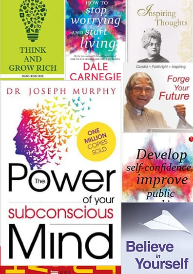 Motivational and Inspirational books for Student