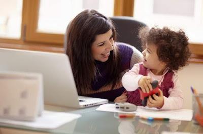 Peluang perjuangan sampingan ibu rumah tangga image