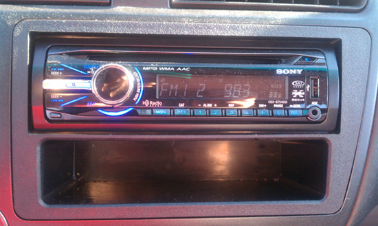 wiring sony xplod car stereo face  1994s 10 wind shield