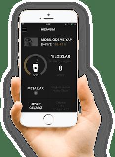 starbucks mobil uygulaması bedava ikram kahve