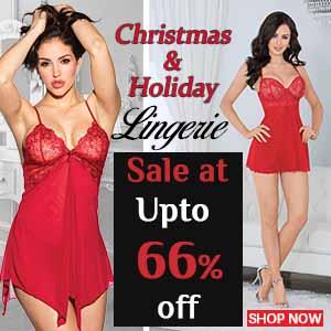 Christmas Lingerie Deal