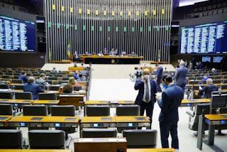 Câmara dos Deputados aprova auxílio