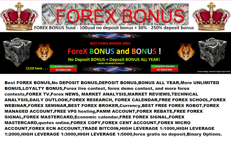 new forex no deposit bonus 2016