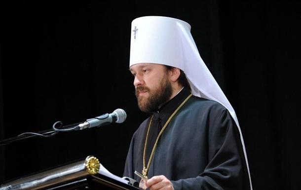 У МП прокоментували ініціативу Києва про церкву