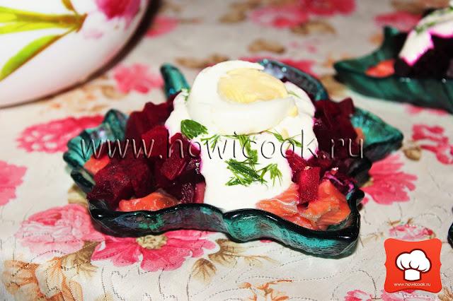 рецепт вкусного и легкого салата
