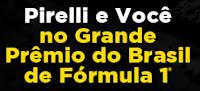 Promoção Pirelli e você no GP Brasil www.pirellievocenogpbrasil.com.br