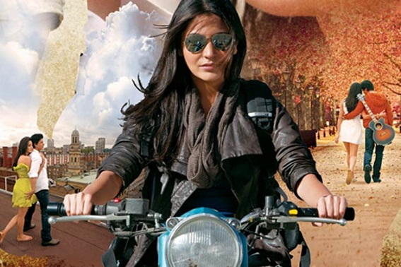 Jab Tak Hai Jaan - Anushka Sharma