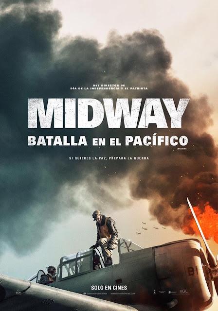 Midway batalla enel Pacífico