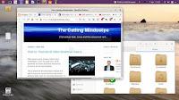 Ubuntu 19.10 desktop