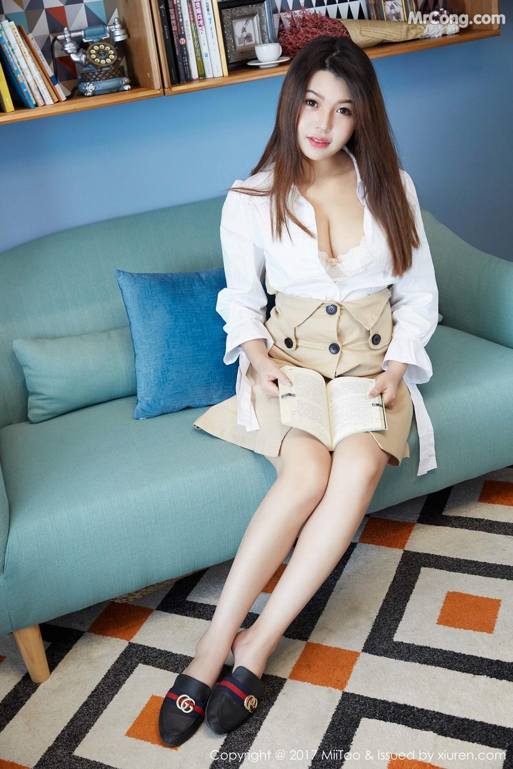 MiiTao Vol.085: Người mẫu 瑞恩Ann (51 ảnh)