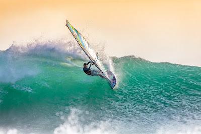 Windsurfen ist auf den Kanaren sehr beliebt